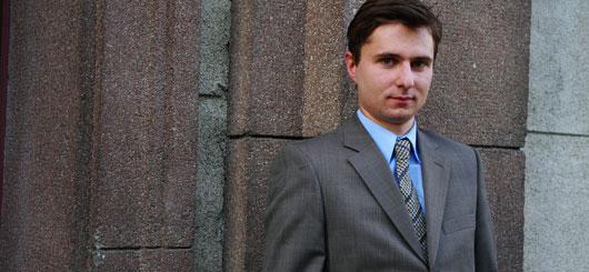 Advokato padėjėjas , Kristupas Kerutis